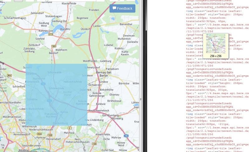 Selenium IDE Verify different Maps (Hybridview, Mapview etc.) Test10
