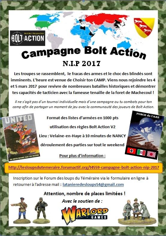 CAMPAGNE BOLT ACTION 4 et 5 mars 2017 pres de NANCY Affich12