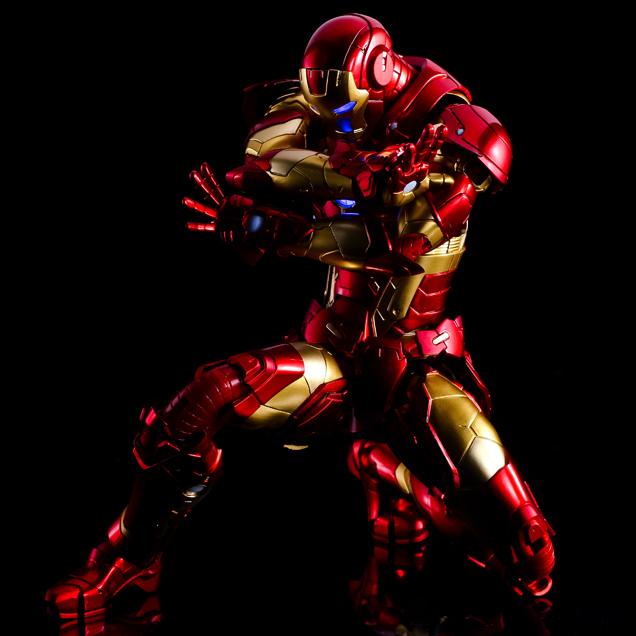 Iron Man #01 Bleeding Edge Armor/Sentinel 14_iro10