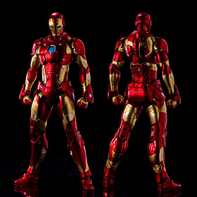 Iron Man #01 Bleeding Edge Armor/Sentinel 14_iro11