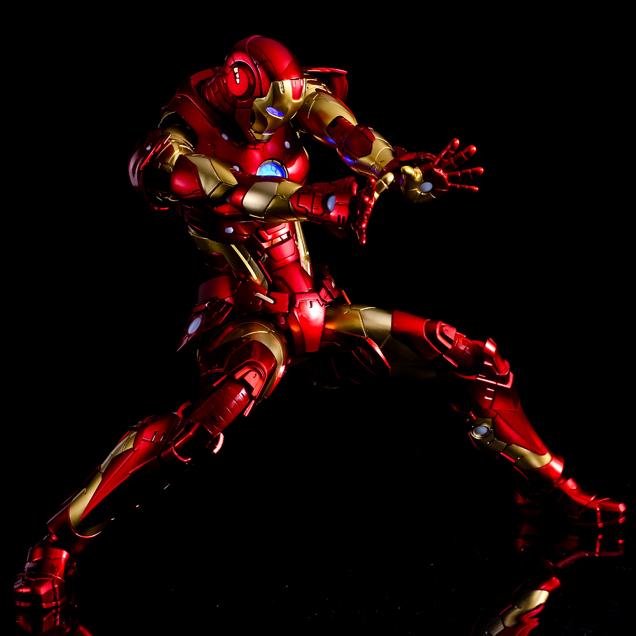 Iron Man #01 Bleeding Edge Armor/Sentinel 14_iro12
