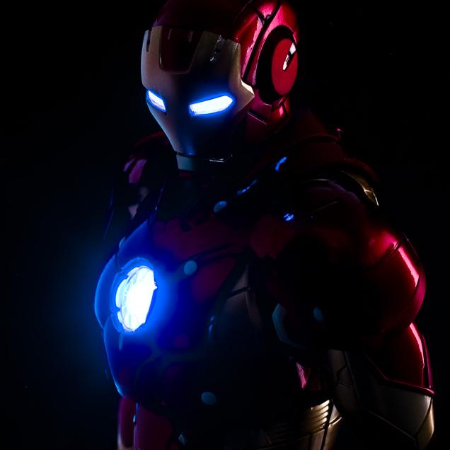 Iron Man #01 Bleeding Edge Armor/Sentinel 14_iro13