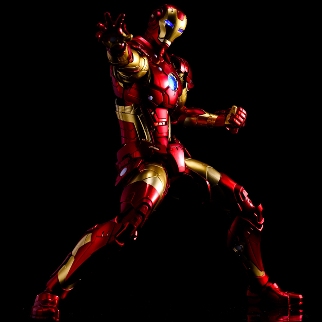 Iron Man #01 Bleeding Edge Armor/Sentinel 14_iro14
