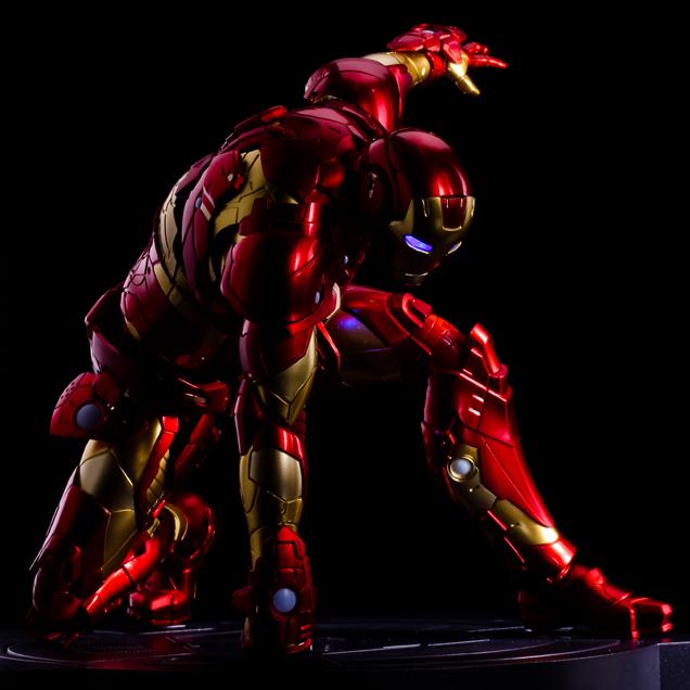 Iron Man #01 Bleeding Edge Armor/Sentinel 14_iro15