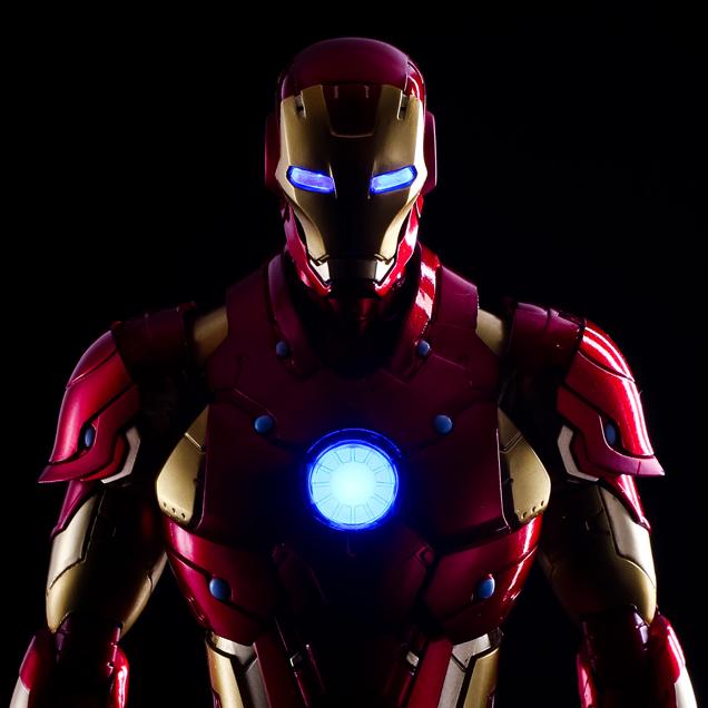 Iron Man #01 Bleeding Edge Armor/Sentinel 14_iro17