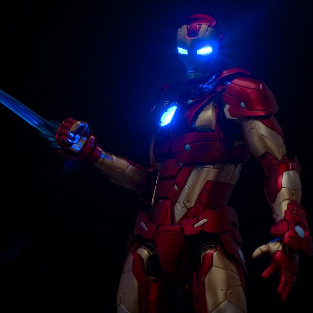 Iron Man #01 Bleeding Edge Armor/Sentinel 14_iro19