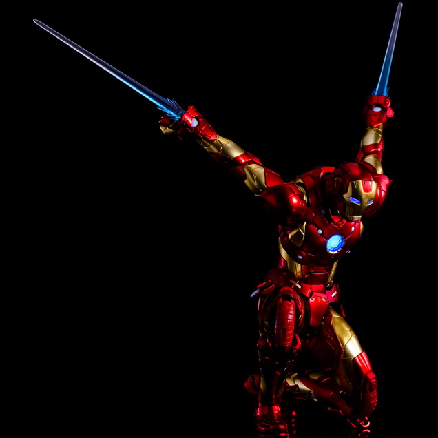 Iron Man #01 Bleeding Edge Armor/Sentinel 14_iro20