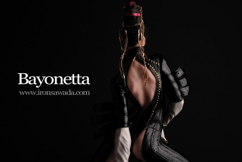 Bayonetta - Iron Sawada Bayo2011
