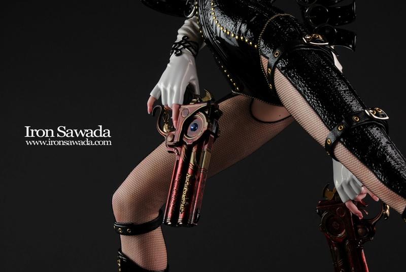 Bayonetta - Iron Sawada Bayo2014