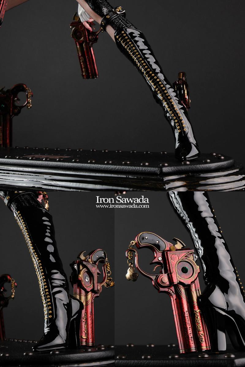 Bayonetta - Iron Sawada Bayo2016