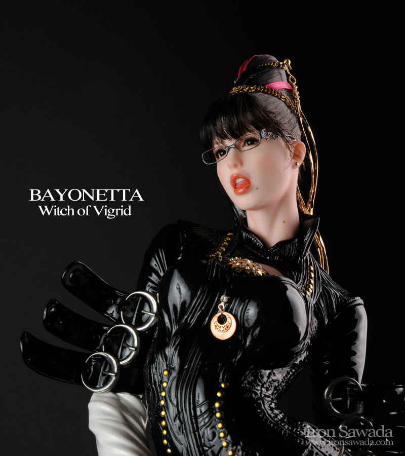 Bayonetta - Iron Sawada Bayo2019