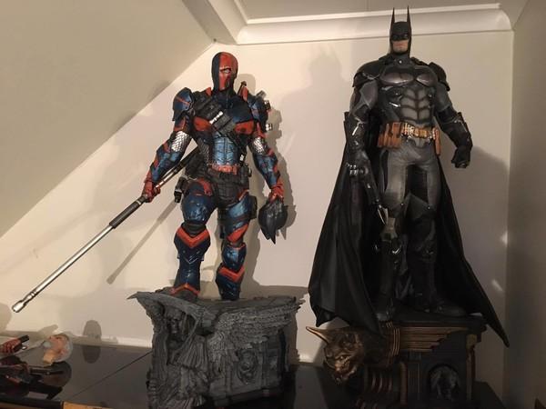 Batman Arkham Origins - Deathstroke 1/3 Statue  - Page 3 Grimes10