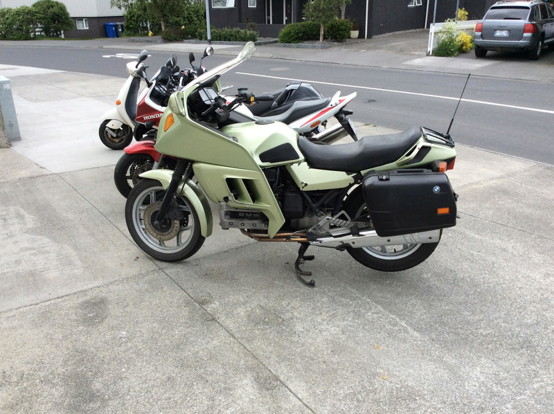What type of Panniers K10010