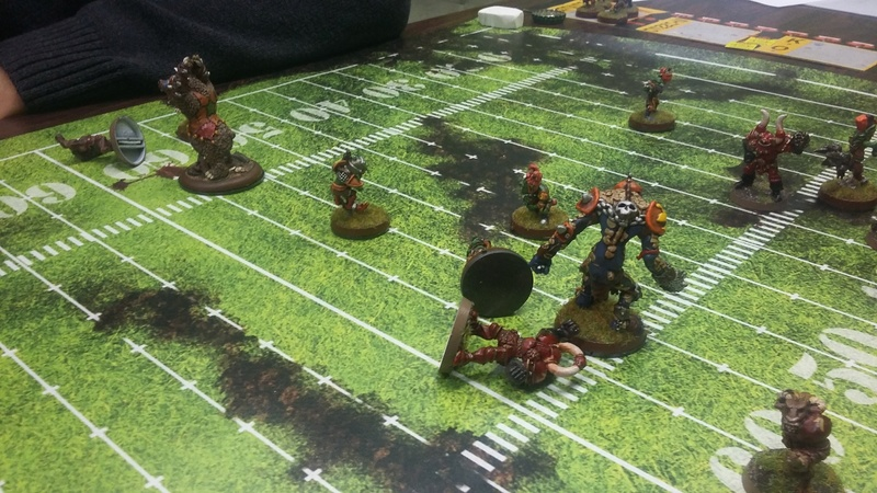 BLOOD BOWL : Coupe des Remparts 20161110