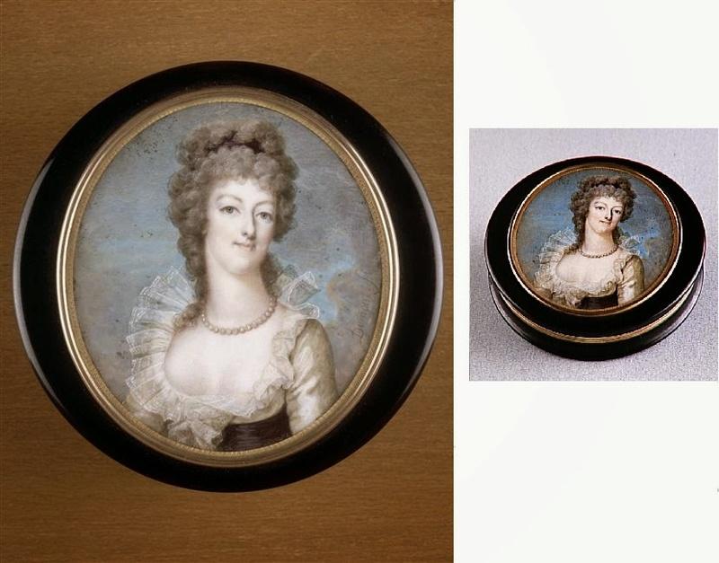 Exposition Marie-Antoinette à Tokyo en 2016 - Page 3 Marie-10
