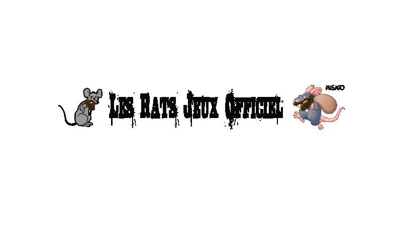 Les Rats Jeux Officiel