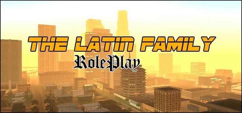 Latin Family RP