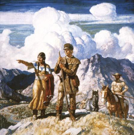 Collectif : L'Ouest et les Amériques 93154-10