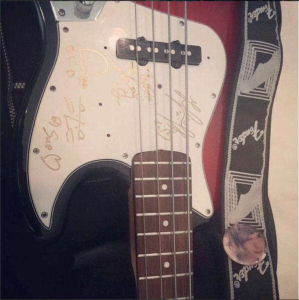 Merch Showcase Bass10