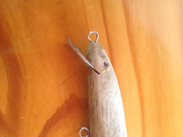 Fabrication d'un leurre en bois flotté ...... Img_3131