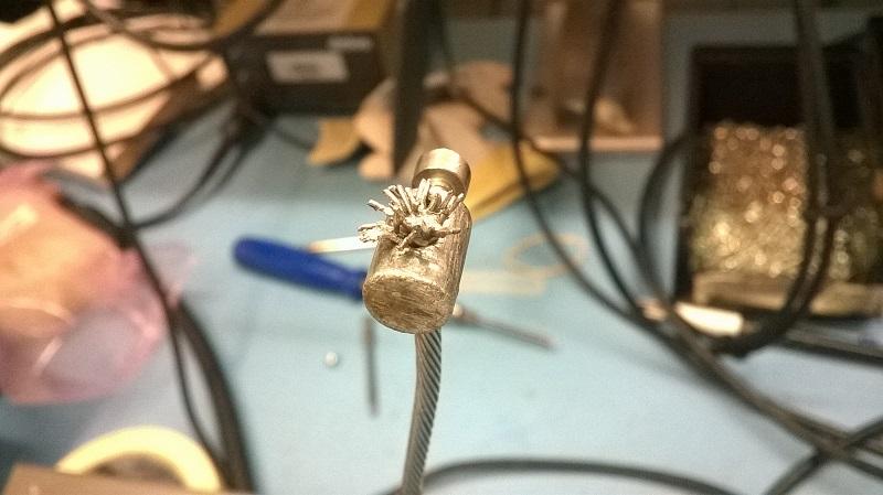 Comment réparer son câble d'embrayage. Wp_20130