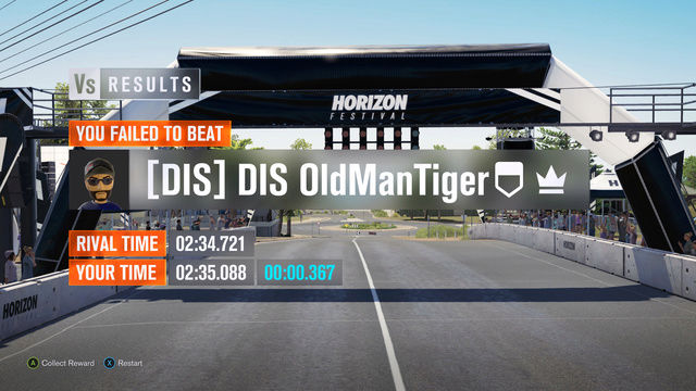 (FH3) Leaderboard Attack #5 RESULTS UP Byron_10