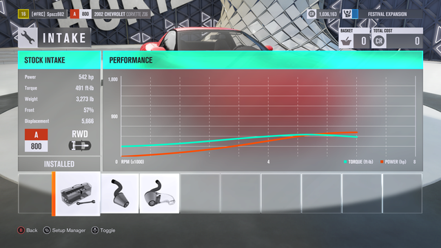 (FH3) Leaderboard Attack #5 RESULTS UP Race_110