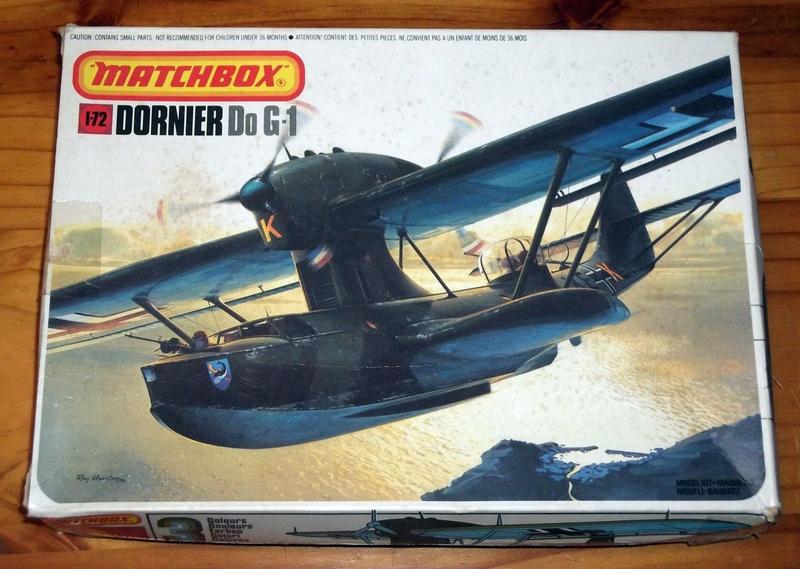 (Matchbox) Dornier Do 18 - 1/72 Dscf5938
