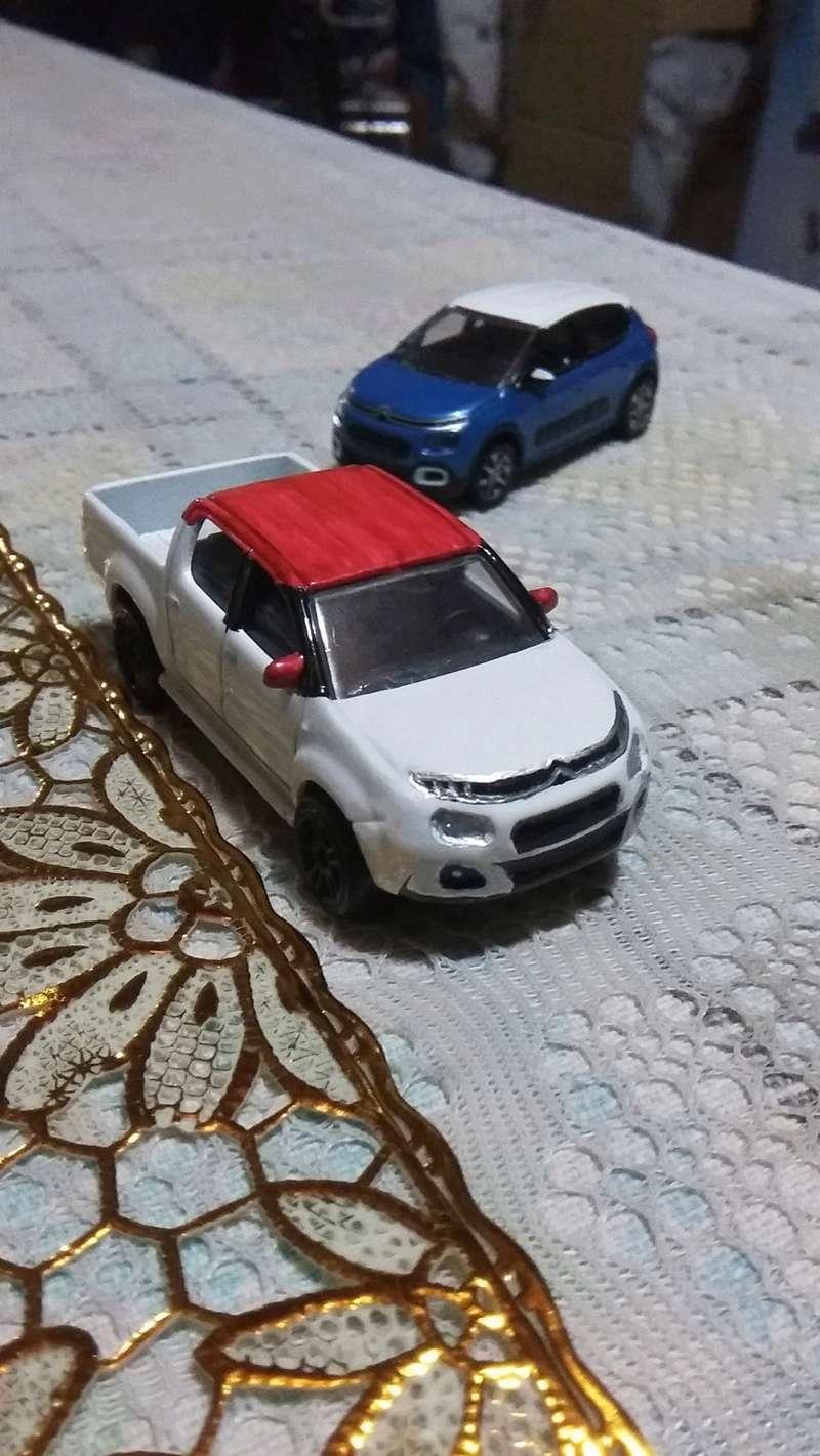 201? -  [RUMEUR] Pick-Up Citroën - Page 3 2016-111