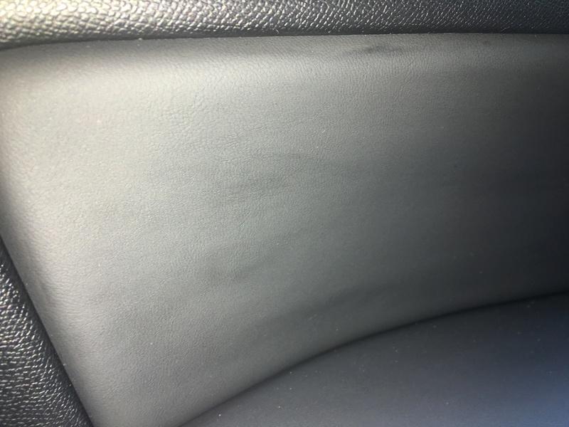 Pulizia sedili in pelle e alcantara Img_7210