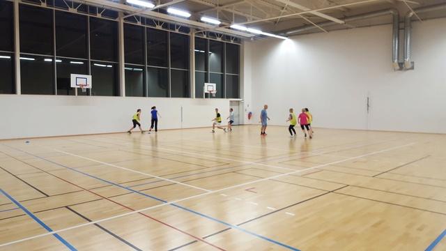 Entraînements Indoor 20161117