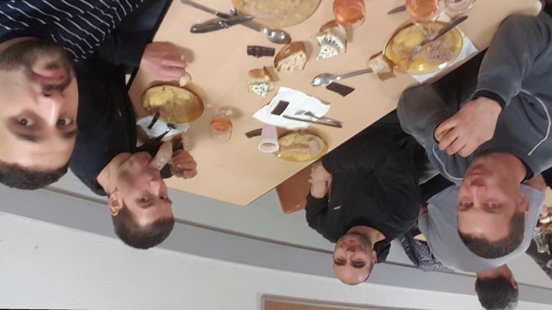 Soupe aux choux - le 27 novembre 2016 20161126