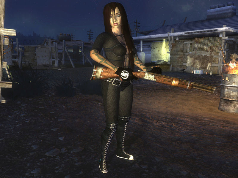 Is there a FO3 or FNV character you are specially fond of? - Page 3 Bitter13
