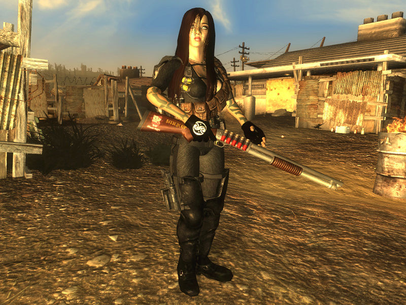Is there a FO3 or FNV character you are specially fond of? - Page 3 Bitter15
