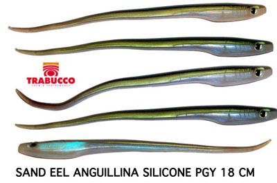 [CERCO] Anguilline in silicone Sandee12