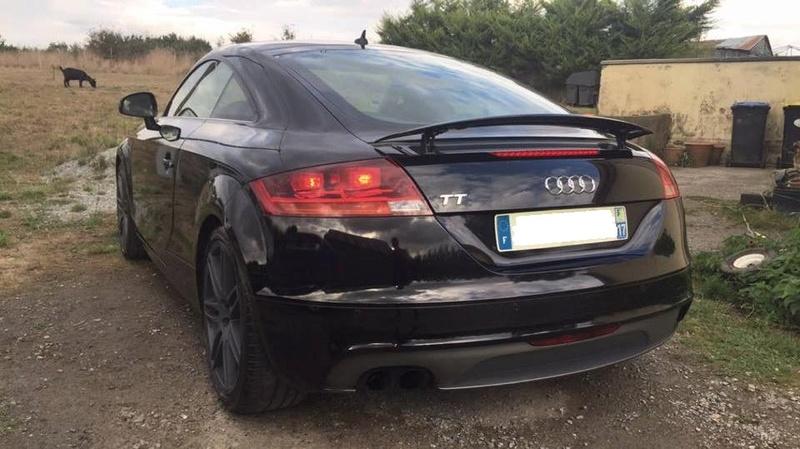 Audi tt s line 200 noir 15310712