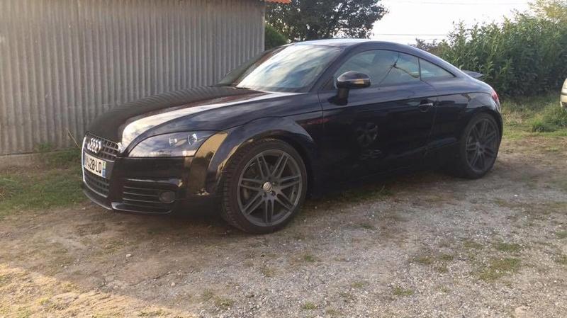 Audi tt s line 200 noir 15319412