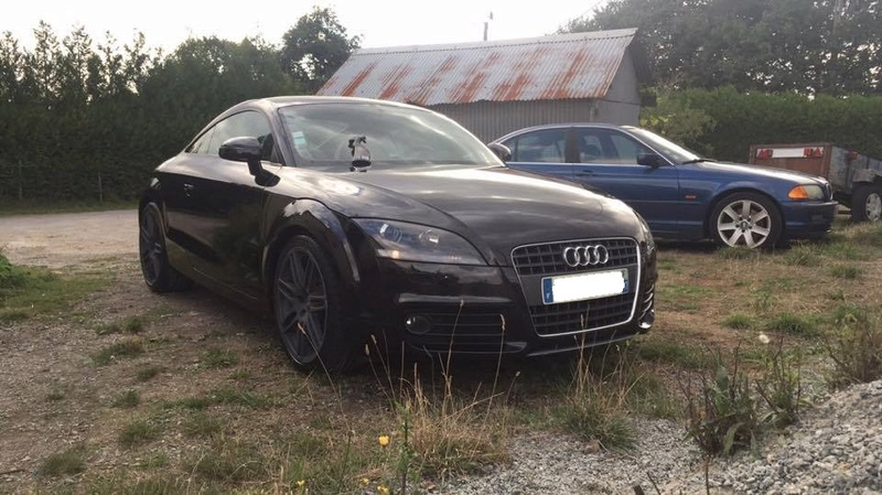 Audi tt s line 200 noir 15320312