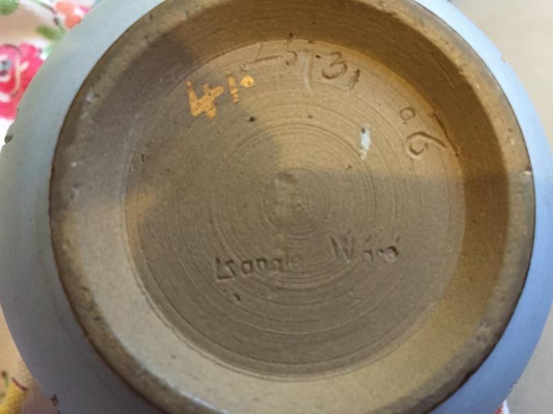 Help needed identifying my pots! Img_2121