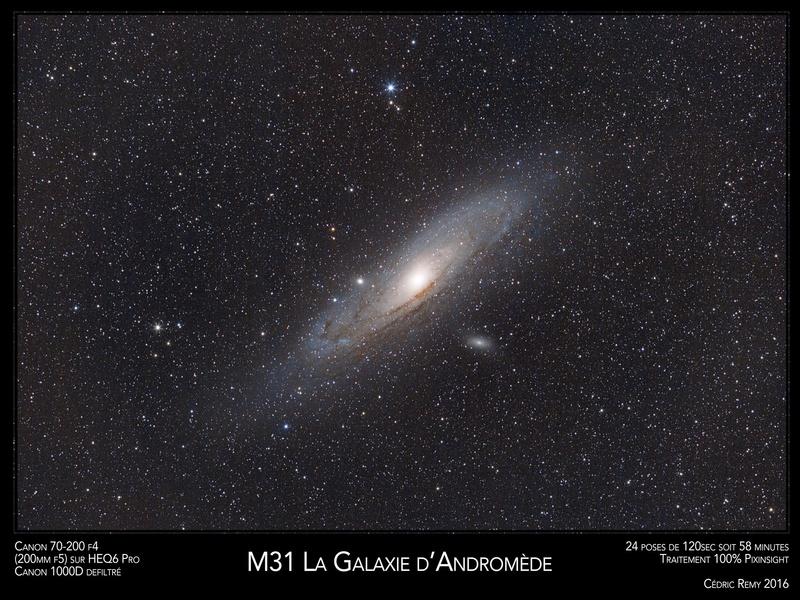 La galaxie d'andromède 15271810