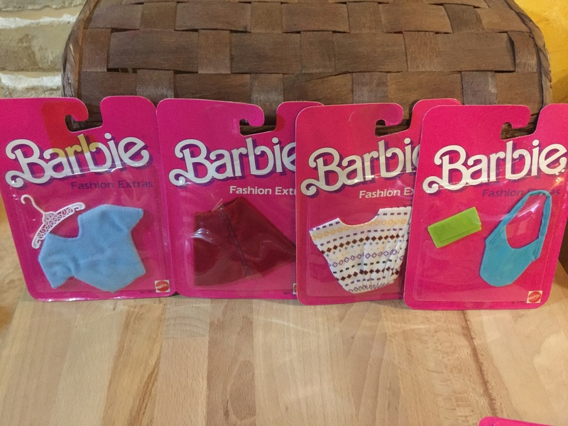 barbie - accessori barbie vintage Bliste10