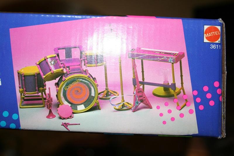 barbie - accessori barbie vintage Partic10
