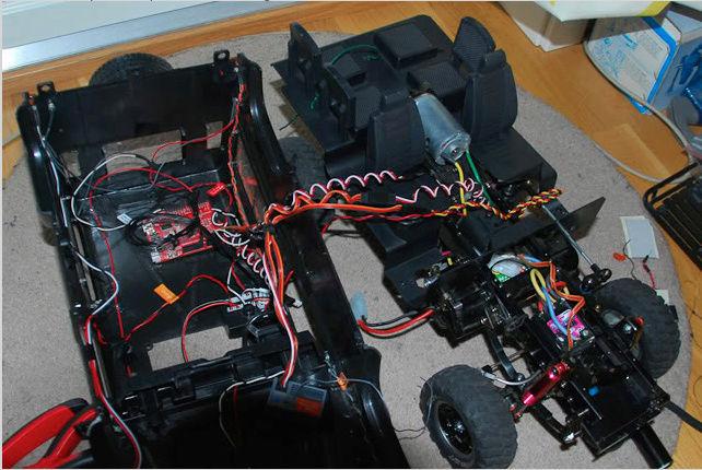 Toyota Hilux Highlift Tamiya Captur11
