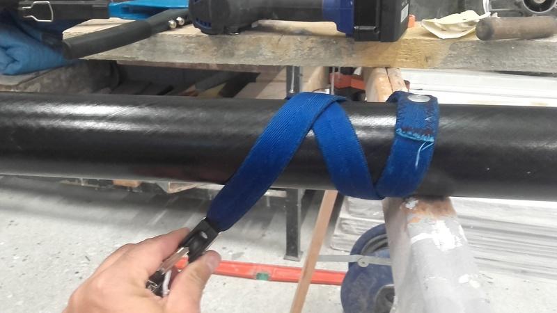 bôme carbone avec tangon automatique 20160911