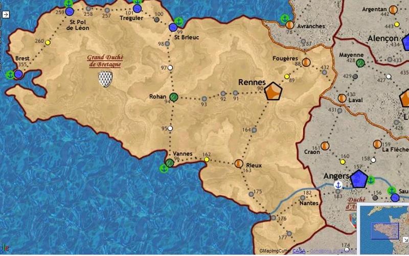 Carte Bourgogne/Bretagne/Normandie/Artois 38466c10