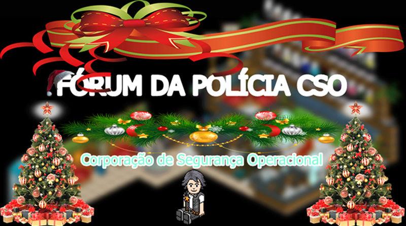 POLÍCIA CSO - HABBO