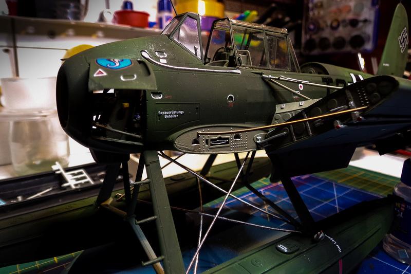 Arado Ar- 196A-3 au 1/32ème de Revell  113_0618