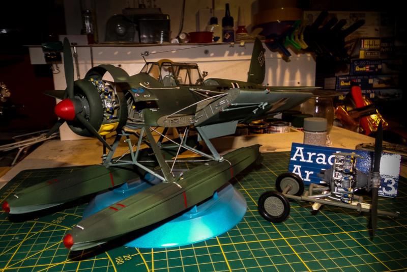 Arado Ar- 196A-3 au 1/32ème de Revell  113_0620