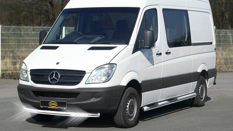 """Présentation de """"Jumbo"""" Independent Mercedes Sprinter 4x4 - Préparation et voyages Cobra10"""