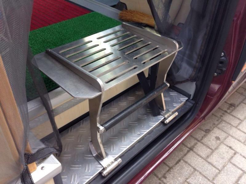 """Présentation de """"Jumbo"""" Independent Mercedes Sprinter 4x4 - Préparation et voyages Marche11"""